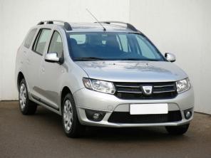 Dacia Logan 2016 MCV szary 5