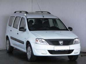 Dacia Logan 2013 MCV fehér 6