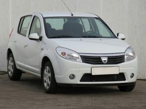 Dacia Sandero 2013 Hatchback bílá 9