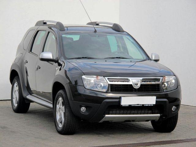 Dacia Duster  (2011, 1.5 dCi)