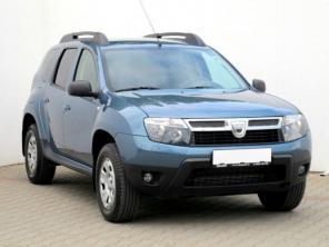 Dacia Duster 2013 SUV kék 8
