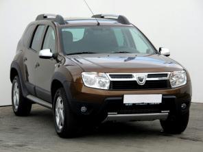 Dacia Duster 2011 SUV brązowy 8