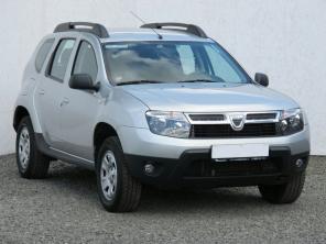 Dacia Duster 2013 SUV srebrny 7