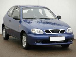 Daewoo Lanos 1998 Hatchback modrá 2