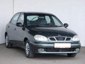 Daewoo Lanos 1999 Hatchback szürke 1