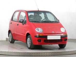 Daewoo Matiz 2002 Hatchback červená 3