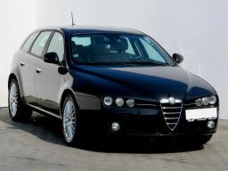 Alfa Romeo 159 2006 Kombi schwarz 5