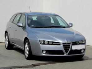 Alfa Romeo 159 2009 Combi modrá 3