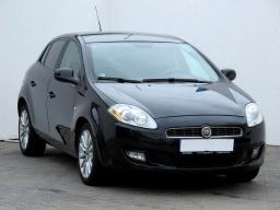 Fiat Bravo 2009 Hatchback black 7