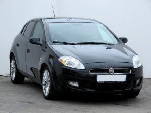 Fiat Bravo 2009 Hatchback čierna 7