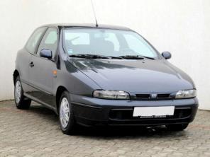 Fiat Bravo 1999 Hatchback modrá 6