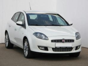 Fiat Bravo 2011 Hatchback bílá 2