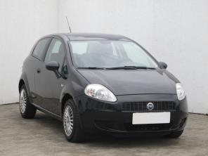 Fiat Grande Punto 2006 Hatchback czarny 9