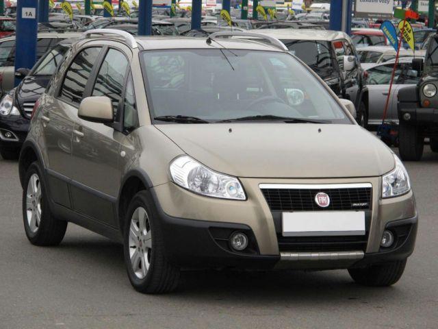 Fiat Sedici  (2012, 1.6)