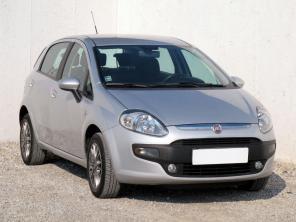 Fiat Punto Evo 2012 Hatchback szary 10