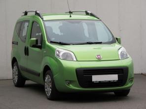 Fiat Qubo 2011 Pickup zelená 3