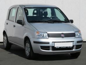 Fiat Panda 2010 Hatchback szary 6