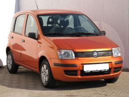 Fiat Panda 2007 Hatchback oranžová 3