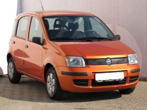 Fiat Panda 2007 Hatchback oranžová 4