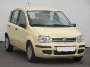 Fiat Panda 2008 Hatchback žlutá 10