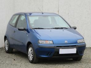Fiat Punto 2004 Hatchback niebieski 10