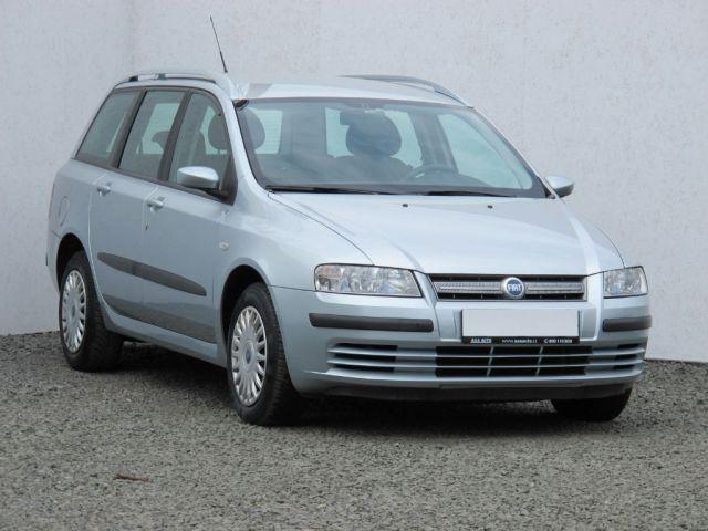 Fiat Stilo Combi (2008, 1.4 16V)