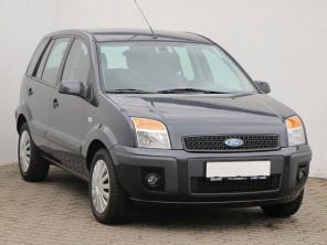 Ford Fusion 2006 MPV szürke 9