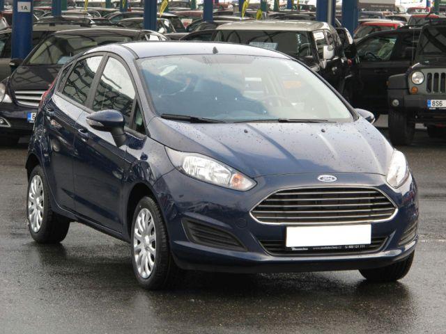 Ford Fiesta  (2014, 1.0 EcoBoost)