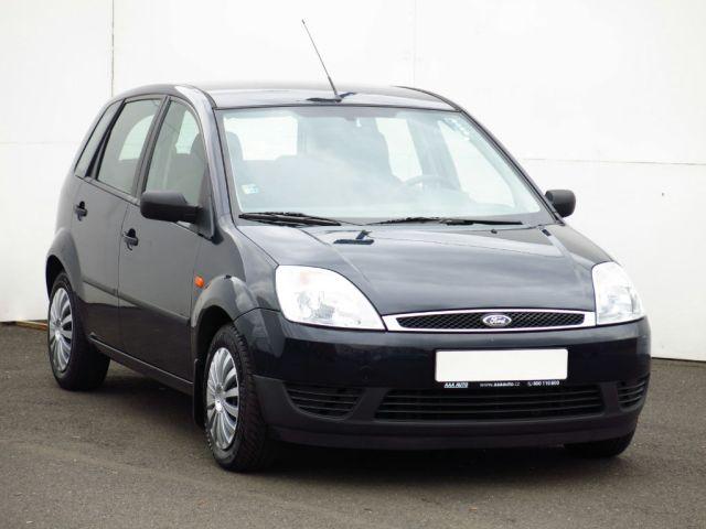 Ford Fiesta  (2003, 1.4 TDCi)