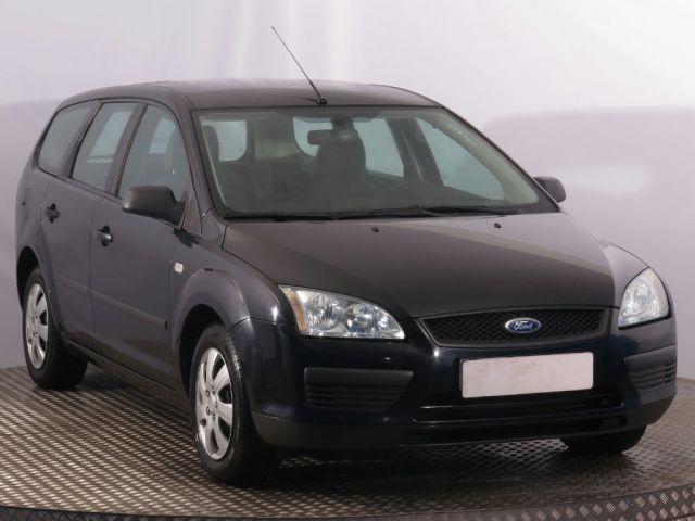 Ford Focus Combi (2005, 2.0 TDCi)