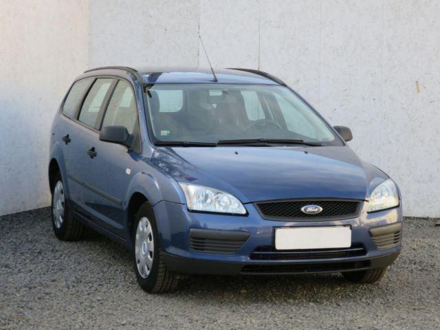 Ford Focus Combi (2006, 1.8 TDCi)