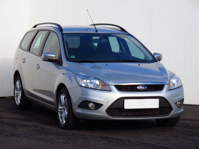 Ford Focus Combi (2011, 1.6 TDCi)