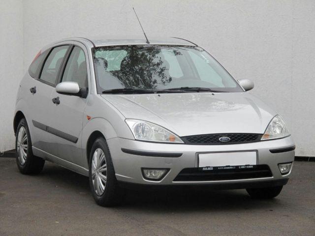 Ford Focus  (2003, 1.6 16V)