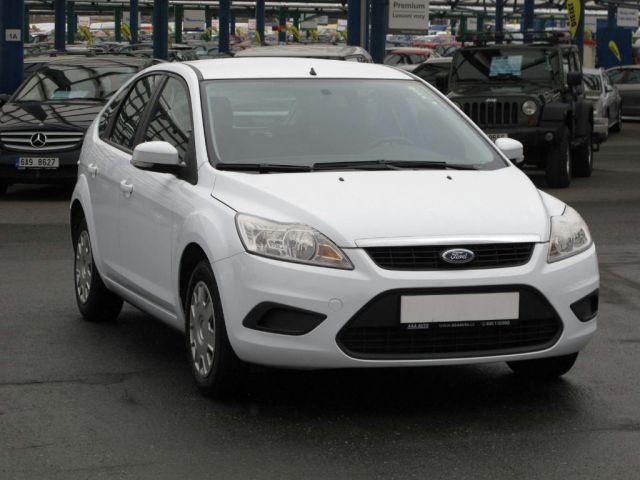 Ford Focus  (2010, 1.6 16V)