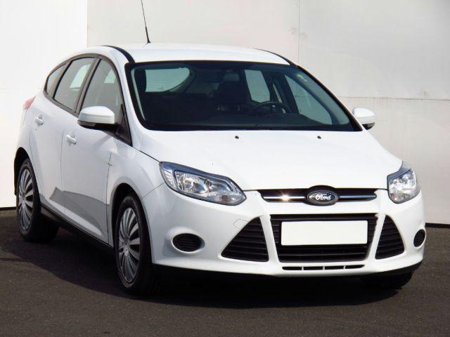 Ford Focus  (2013, 1.6 TDCi)
