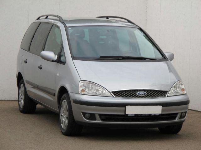 Ford Galaxy  (2001, 1.9 TDI)