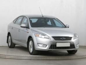 Ford Mondeo 2010 Hatchback srebrny 10