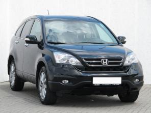 Honda CRV 2012 SUV czarny 2