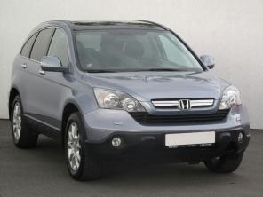 Honda CRV 2007 SUV kék 4