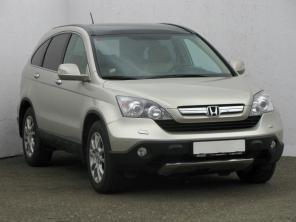 Honda CRV 2008 SUV złoty 1