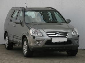 Honda CRV 2005 SUV šedá 10