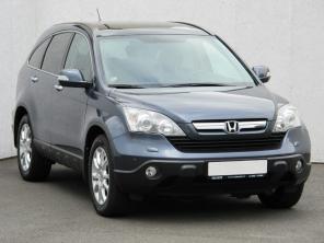 Honda CRV 2009 SUV šedá 9