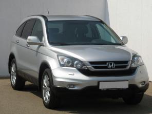 Honda CRV 2012 SUV šedá 7