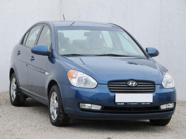 Hyundai Accent  (2007, 1.4i)