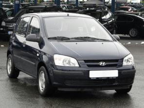 Hyundai Getz 2006 Hatchback czarny 7