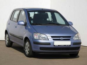 Hyundai Getz 2005 Hatchback modrá 3