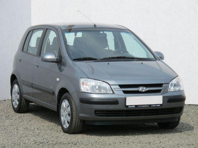 Hyundai Getz  (2006, 1.1 i)