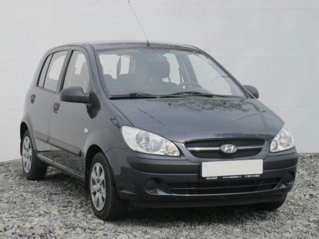 Hyundai Getz  (2008, 1.1 i)