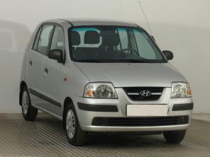 Hyundai Atos 2006 Hatchback stříbrná 7
