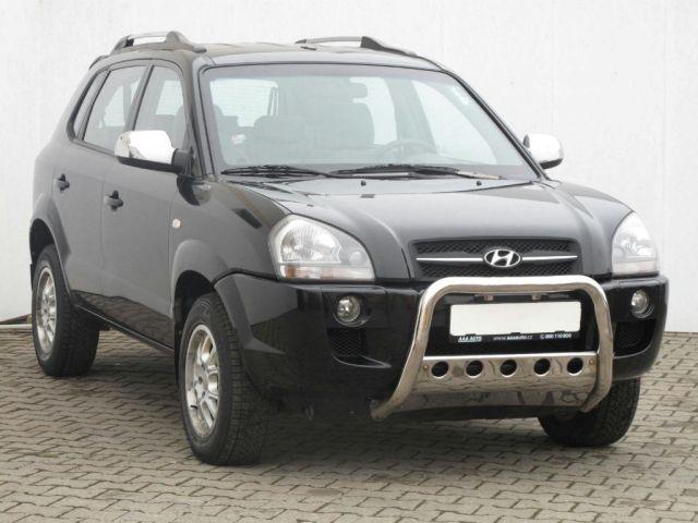 Hyundai Tucson  (2006, 2.0 i)